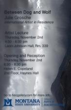 Julie Gnosche poster WEB