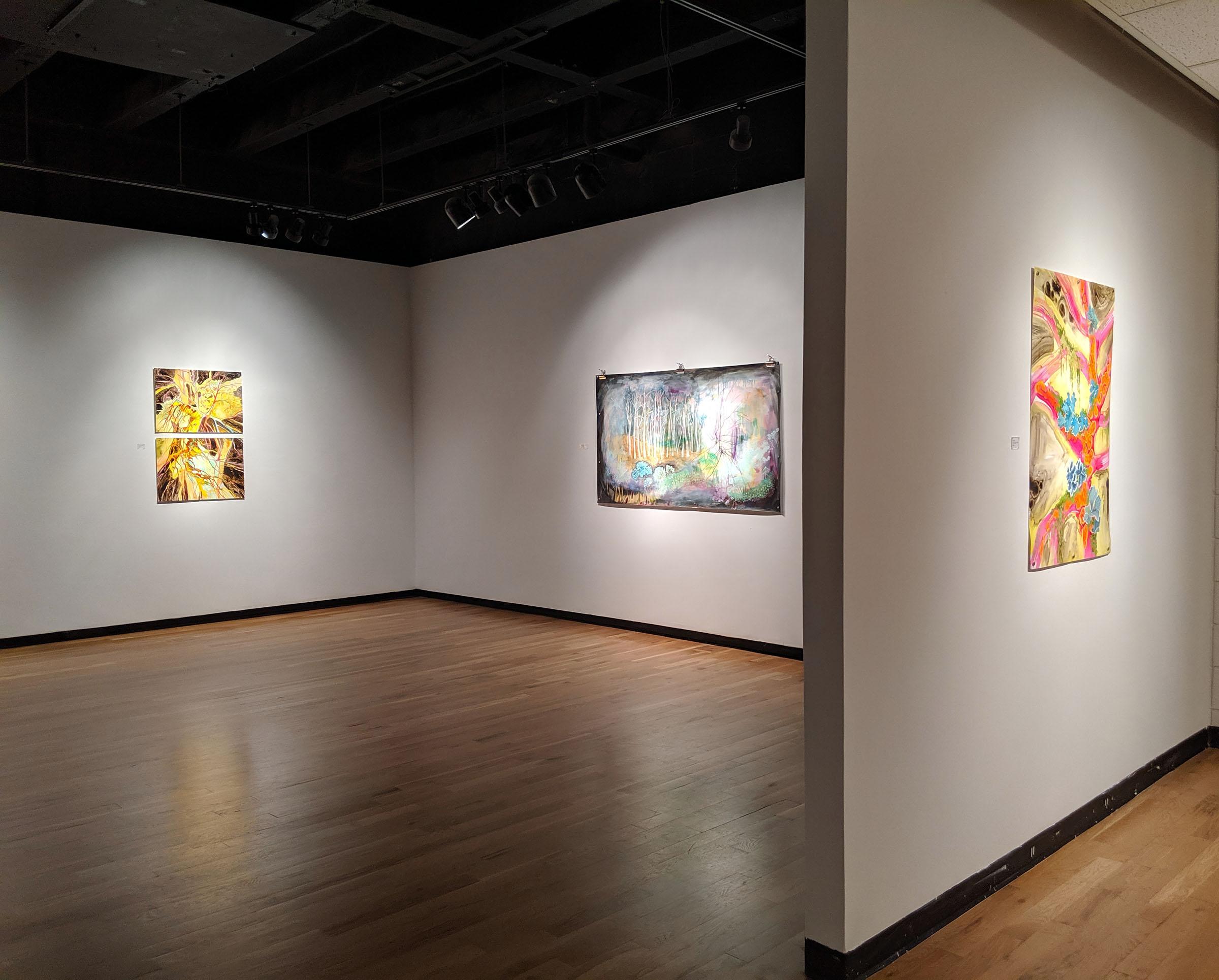 Helen E  Copeland GalleryGallery at the School of Art, Montana State